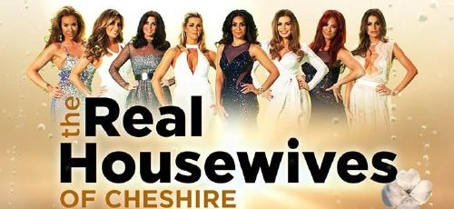 Who lives in a house like this…the Cheshire Housewives of course!